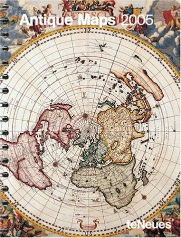 9783832705732: Antique Maps 2005 Calendar