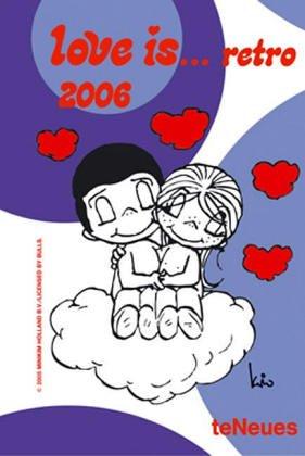 9783832706265: Love is... agenda poche 8,8x13 2005
