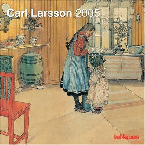 Carl Larsson 2005 Calendar