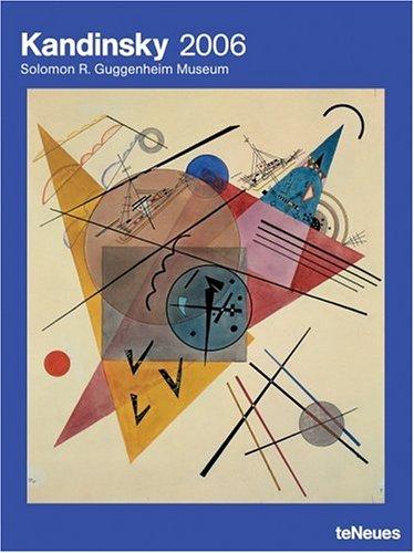 9783832709501: Vasily Kandinsky 2006 Calendar