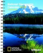 9783832712976: National Geographic Landscapes 2006 Calendar
