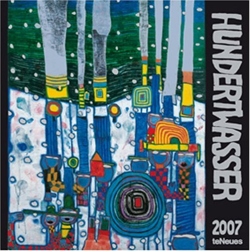 9783832716998: Hundertwasser Art 2007 Calendar (Multilingual Edition)