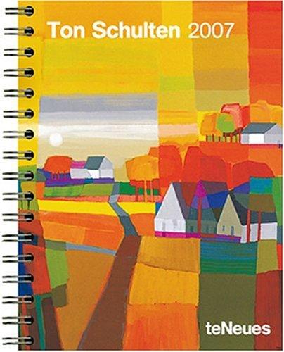 9783832718176: Ton Schulten 2007 Calendar (Multilingual Edition)