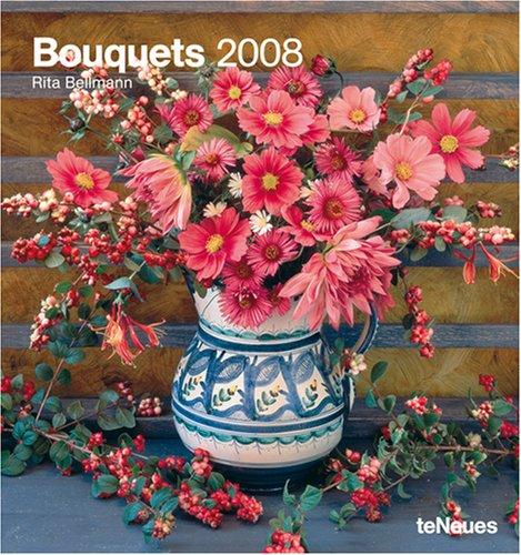 9783832721923: 08 Bouquets Rita Bellmann Calendrier Photo 45x48