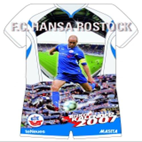 9783832724979: Fußball - Calendrier FC Hansa Rostock 2008