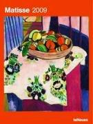 2009 Matisse Super Poster Calendar: Henri Matisse