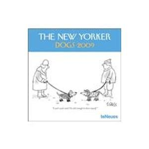 2009 The New Yorker Dogs Wall Calendar: Author