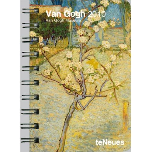 9783832729219: 2009 van Gogh Deluxe Pocket Engagement Calendar