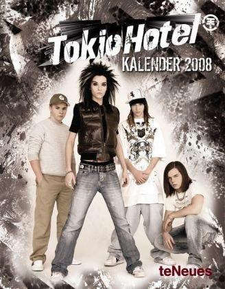9783832730468: Tokio Hotel Taschenkalender 2009