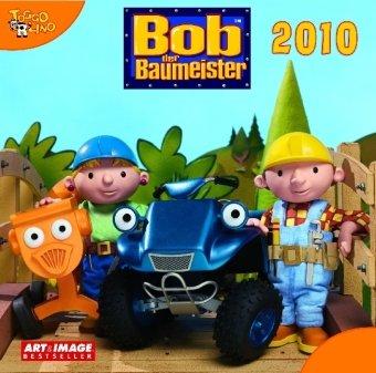 9783832731007: Bob der Baumeister 2010. Brosch�renkalender: 16-Monats-Kalender