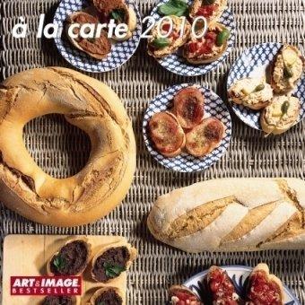 9783832731229: à la carte 2010. Broschürenkalender: 16-Monats-Kalender