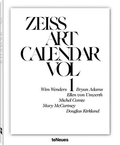 Zeiss Art Calendar: Michel Comte