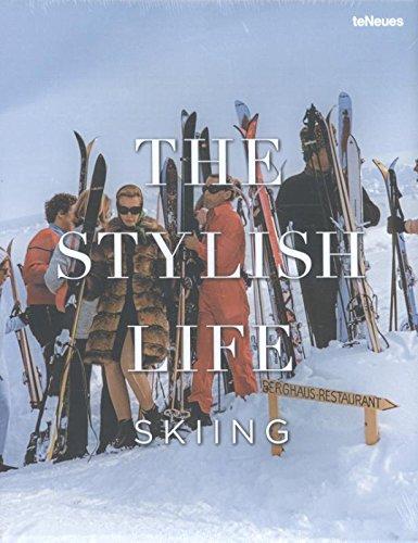 Stylish Life Skiing: Gabrielle Le Breton