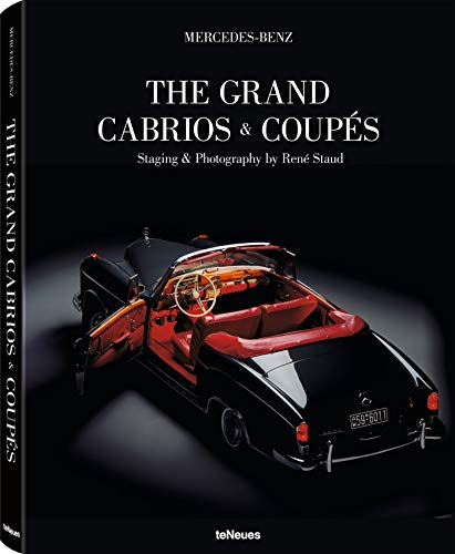 9783832732936: Mercedes-Benz The Grand Cabrios & Coupes
