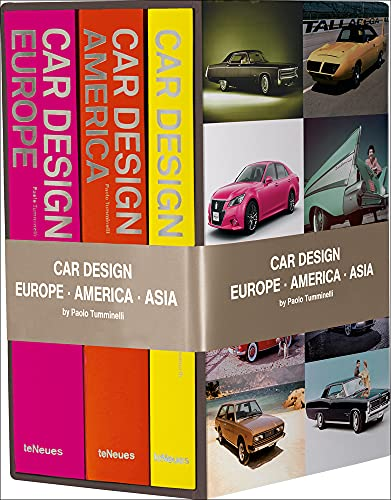 9783832732943: Car Design Box Set
