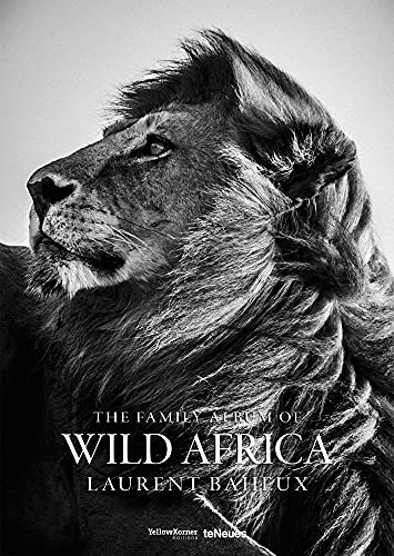The Family Album of Wild Africa (Hardcover): Laurent Baheux