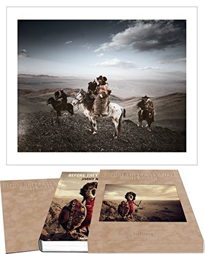 9783832733032: Before they pass away print. Ediz. tedesca, inglese e francese: 1 (Collector's edition signed photo print)