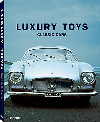 9783832733520: Luxury Toys Classic Cars