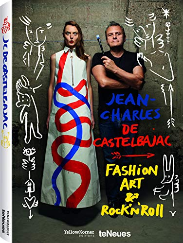 Fashion, Art and Rock n Roll: Jean-Charles: De Jean-Charles Castelbajac