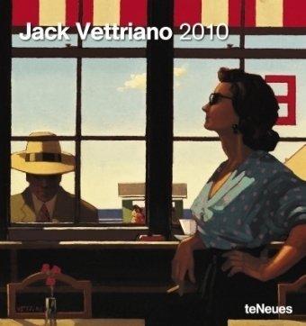 9783832737580: 2010 Jack Vettriano Poster Calendar