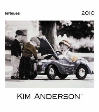 9783832738136: Kim Anderson 2010. Wandkalender