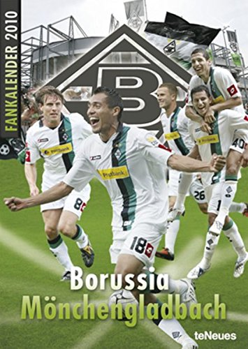 9783832740979: Borussia M�nchengladbach 2010. Bannerkalender