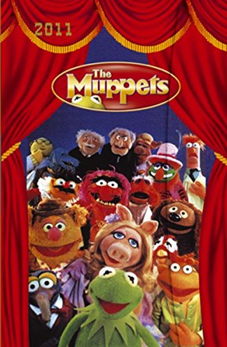 9783832742232: 2011 the Muppets Magneto Diary