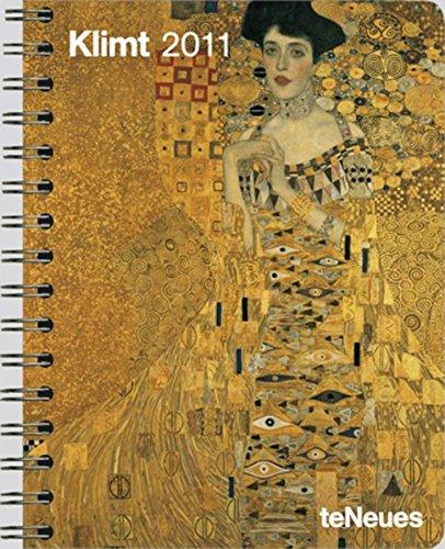9783832742492: 2011 Gustav KLIMT Deluxe Diary