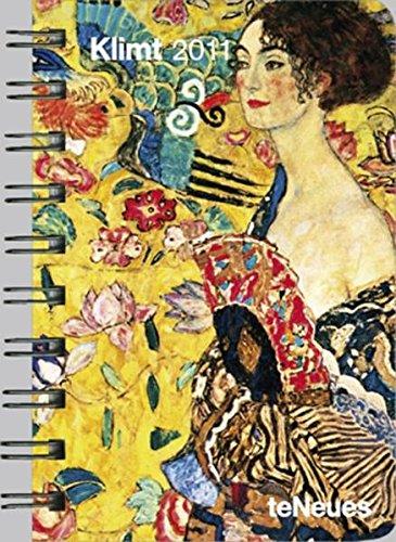 2011 Klimt Pocket Engagement Calendar