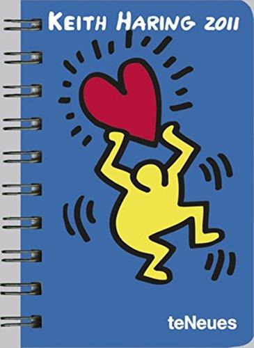 9783832743239: 2011 Keith Haring Pocket Diary