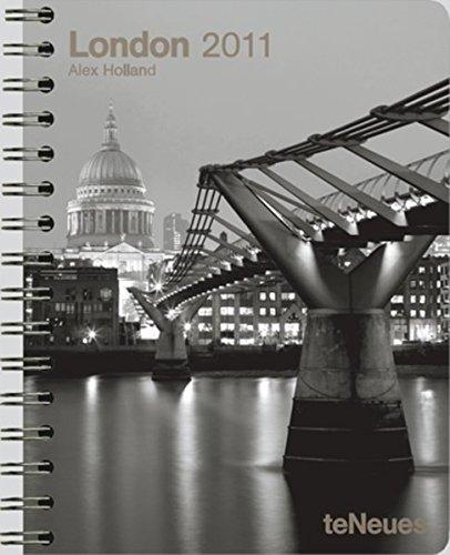 2011 London Deluxe Engagement Calendar: Holland, Alex