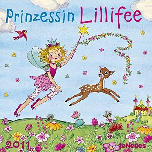 9783832743802: Prinzessin Lillifee 2011 (Square Wall Cal)