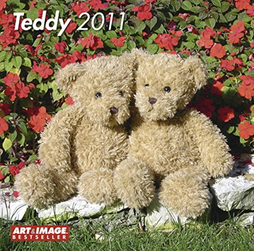 9783832744458: Teddy 2011 (Square Wall Cal)