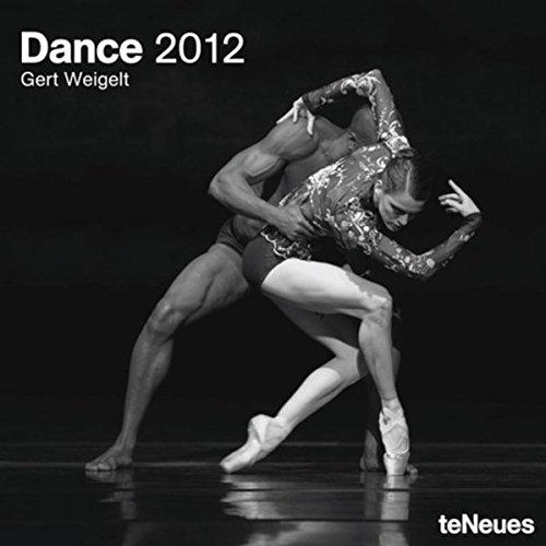 9783832747893: 2012 Dance by Gert Weigelt Wall Calendar (English, German, French, Italian, Spanish and Dutch Edition)