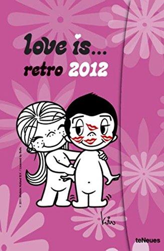 9783832748012: 2012 Love is... Retro Magneto Diary SM