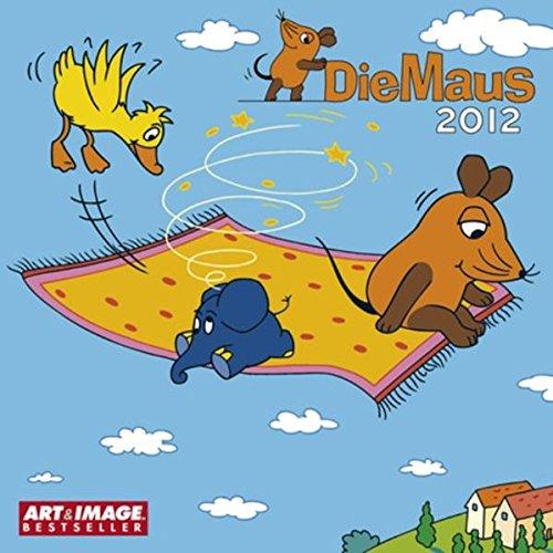 9783832748302: Der Kalender mit der Maus 2012