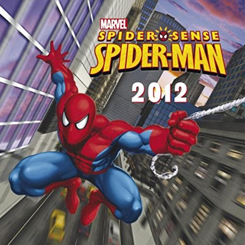 9783832748784: 2012 Spider-Man Grid Calendar