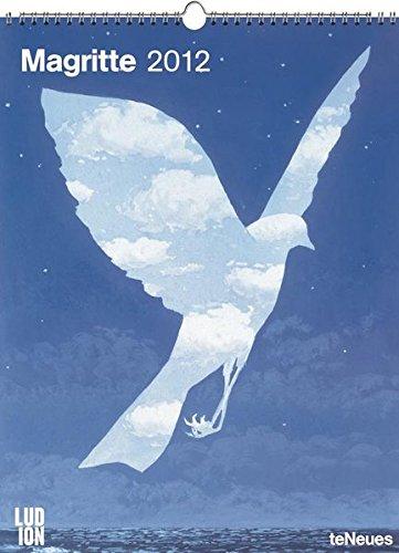 9783832749798: 2012 Magritte Super Poster Calendar