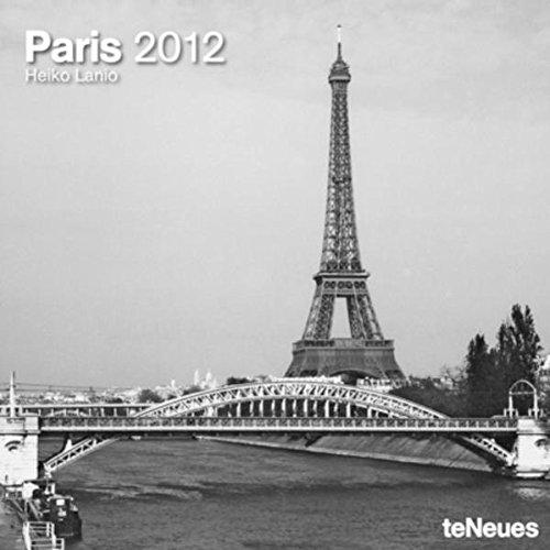 Calendario 2012. Paris - Lanio, Heiko