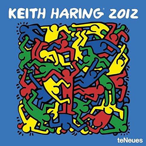 9783832751814: 2012 Keith Haring Grid Calendar