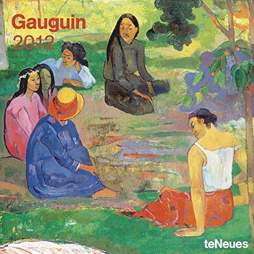9783832752408: 2012 Paul Gauguin Wall Calendar (English, German, French, Italian, Spanish and Dutch Edition)