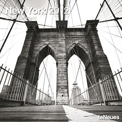 9783832752729: 2012 New York Wall Calendar (English, German, French, Italian, Spanish and Dutch Edition)