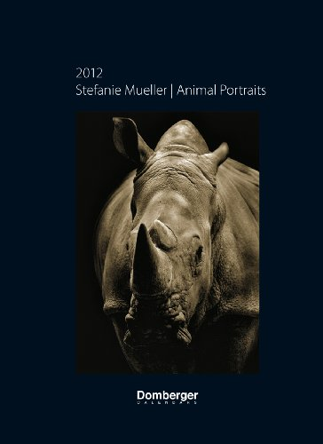 9783832752927: 2012 Mueller Animal Portraits Diary