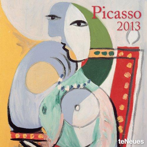 9783832756710: 2013 Picasso Grid Calendar