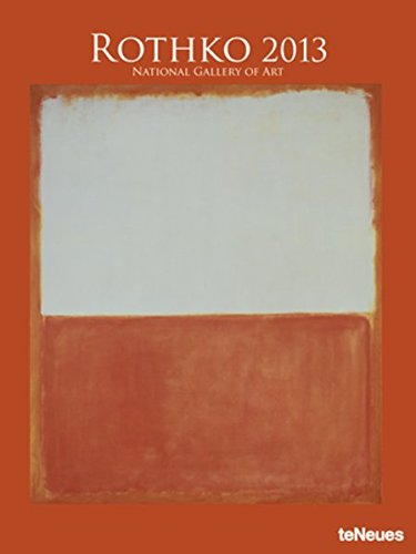 9783832757335: Rothko 2013: National Gallery of Art