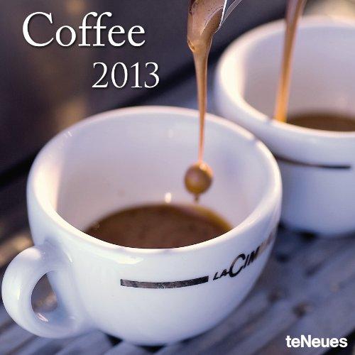 9783832758233: 2013 Coffee Wall Calendar