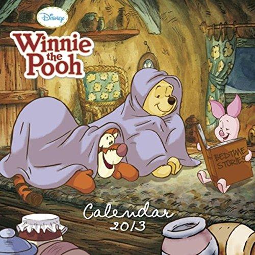 9783832758806: 2013 Disney Winnie the Pooh Grid Calendar