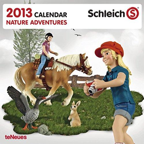 9783832758868: 2013 Schleich Grid Calendar