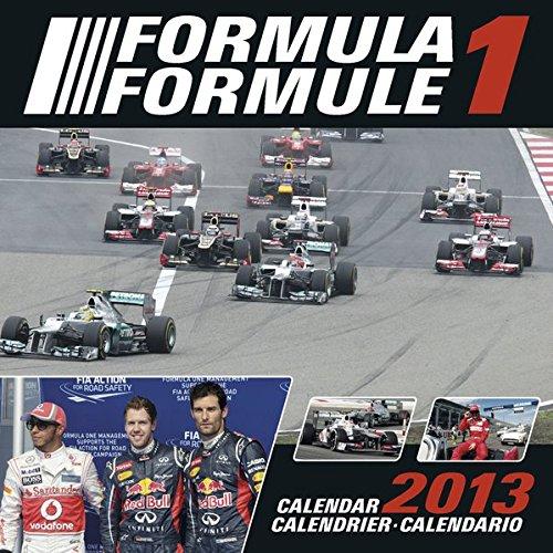 9783832758936: 2013 Formula 1 Wall Calendar