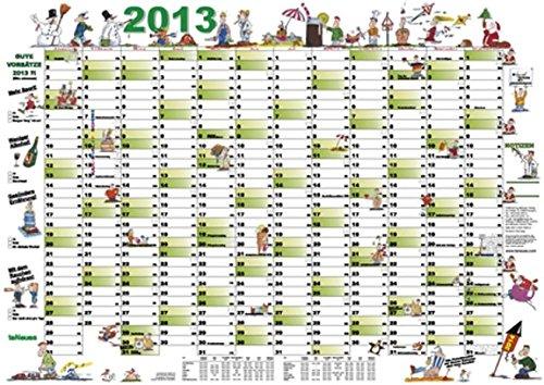 9783832759339: Jahresplaner Cartoon 2013